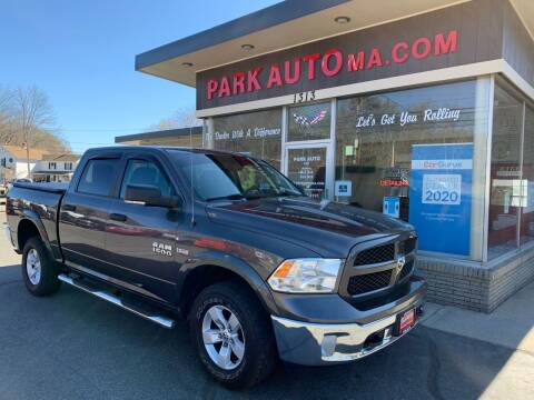 2015 RAM Ram Pickup 1500 for sale at Park Auto LLC in Palmer MA