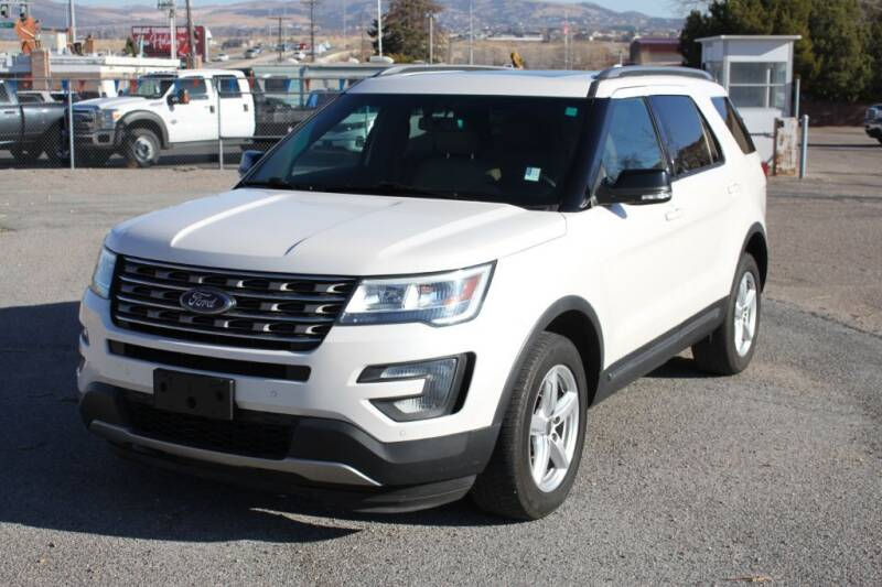 2016 Ford Explorer for sale at Motor City Idaho in Pocatello ID