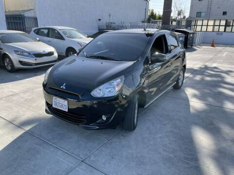 2015 Mitsubishi Mirage for sale at Hunter's Auto Inc in North Hollywood CA