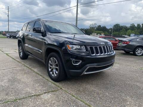 2014 Jeep Grand Cherokee for sale at Exit 1 Auto in Mobile AL