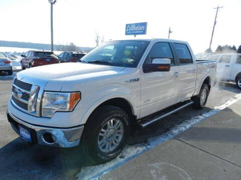 2011 Ford F-150 for sale at Leitheiser Car Company in West Bend WI