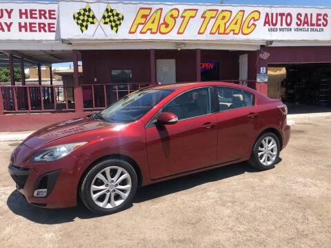 2010 Mazda MAZDA3 for sale at Fast Trac Auto Sales in Phoenix AZ