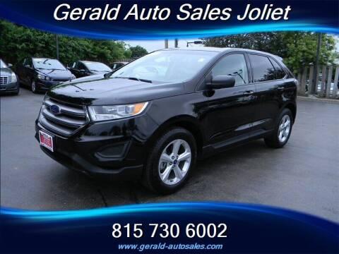 2018 Ford Edge for sale at Gerald Auto Sales in Joliet IL