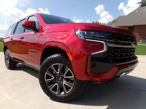 2021 Chevrolet Suburban for sale at Calvary Motors, Inc. in Bixby OK