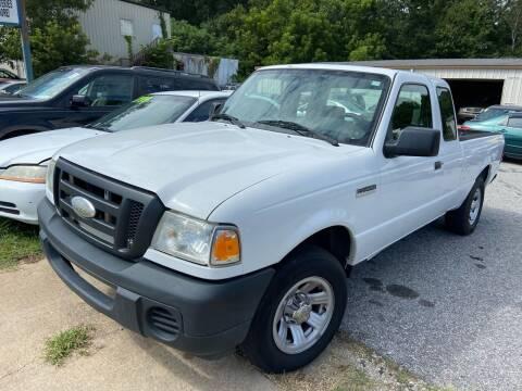 2008 Ford Ranger for sale at Noel Motors LLC in Griffin GA