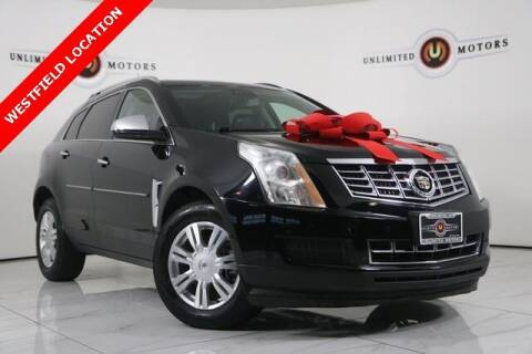 2014 Cadillac SRX for sale at INDY'S UNLIMITED MOTORS - UNLIMITED MOTORS in Westfield IN