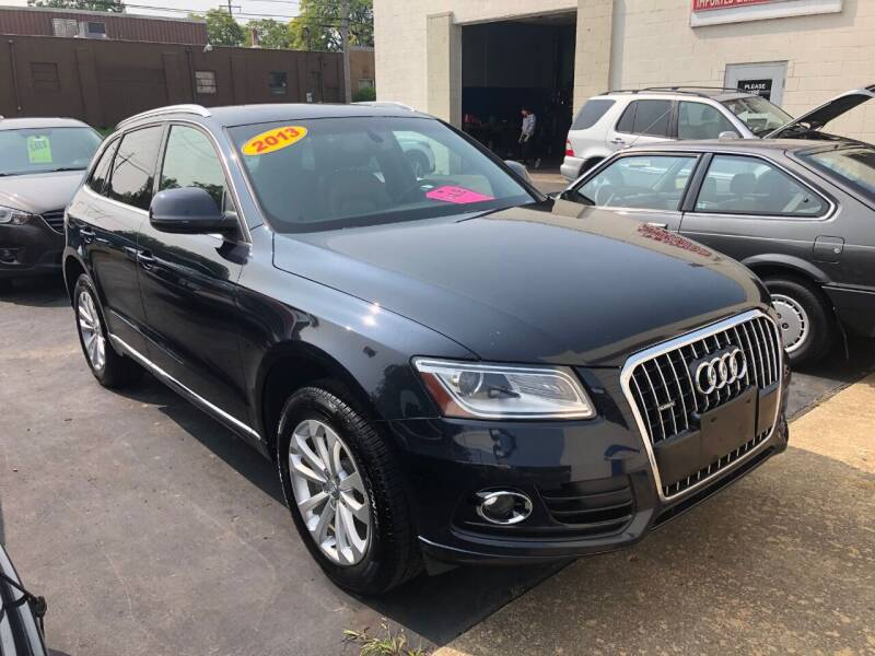 2013 Audi Q5 for sale at Maroun's Motors, Inc in Boardman OH