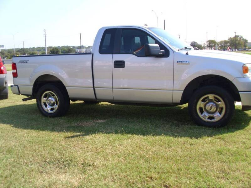 2007 Ford F-150 for sale at Big E's Auto Group LC in Marion TX