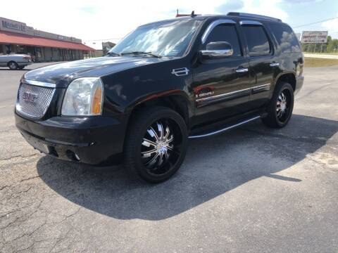2007 GMC Yukon for sale at EAGLE ROCK AUTO SALES in Eagle Rock MO