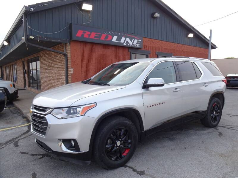 2018 Chevrolet Traverse for sale in Omaha, NE
