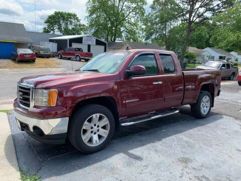2008 GMC Sierra 1500 for sale at D. C.  Autos in Huntsville AL