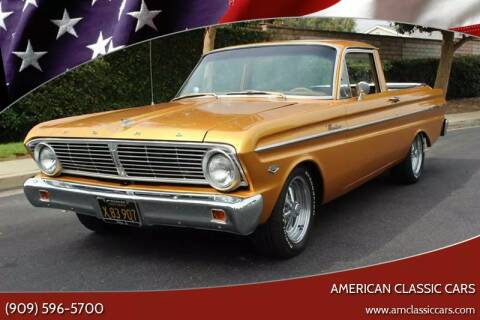 1965 Ford Ranchero for sale at American Classic Cars in La Verne CA