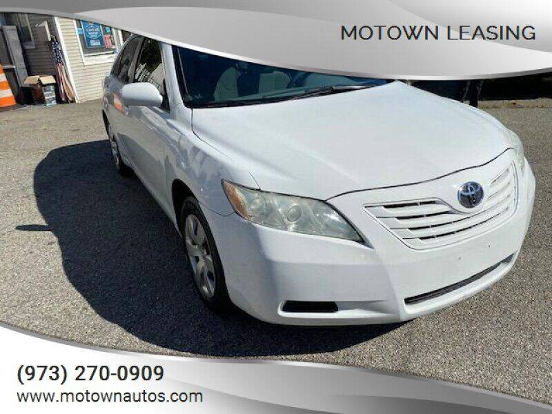 2007 Toyota Camry for sale at Motown Leasing in Morristown NJ