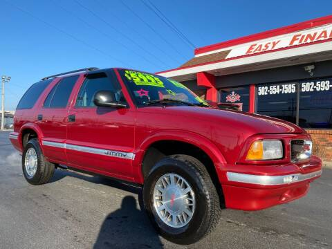 1995 GMC Jimmy for sale at Premium Motors in Louisville KY