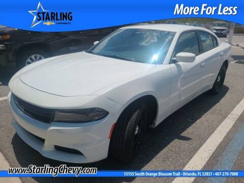 2017 Dodge Charger for sale at Pedro @ Starling Chevrolet in Orlando FL