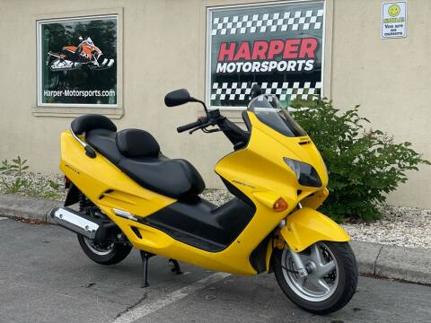 2006 Honda Reflex 250 ABS for sale at Harper Motorsports-Powersports in Post Falls ID