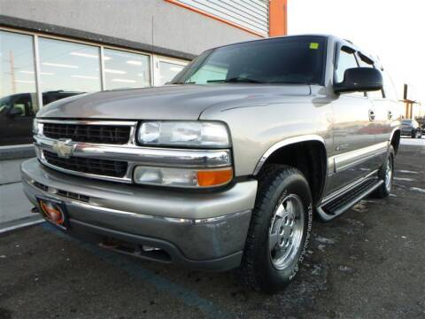 2001 Chevrolet Tahoe for sale at Torgerson Auto Center in Bismarck ND