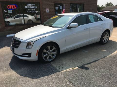 2015 Cadillac ATS for sale at Bankruptcy Car Financing in Norfolk VA