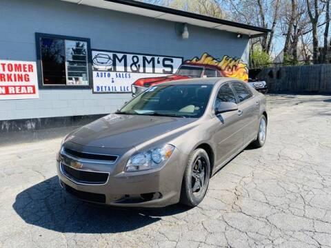 2012 Chevrolet Malibu for sale at M&M's Auto Sales & Detail in Kansas City KS