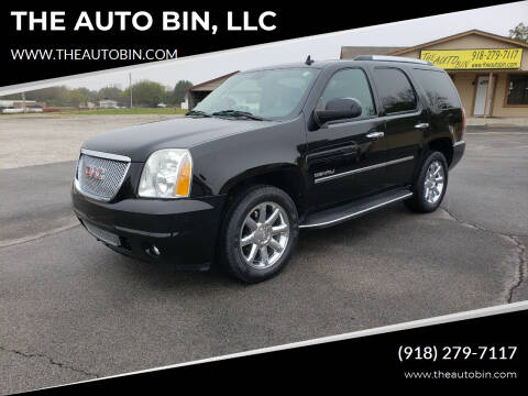 2010 GMC Yukon for sale at THE AUTO BIN, LLC in Broken Arrow OK
