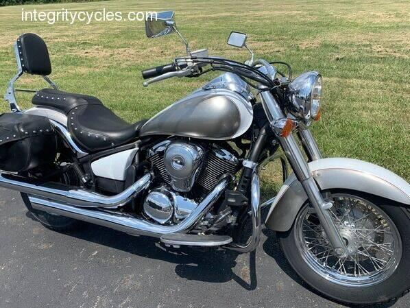 2008 Kawasaki Vulcan 900 Classic LT for sale at INTEGRITY CYCLES LLC in Columbus OH