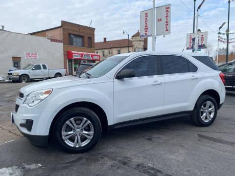 2013 Chevrolet Equinox for sale at Latino Motors in Aurora IL