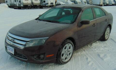 2011 Ford Fusion for sale at Dependable Used Cars in Anchorage AK