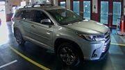2017 Toyota Highlander Hybrid for sale at Cj king of car loans/JJ's Best Auto Sales in Troy MI