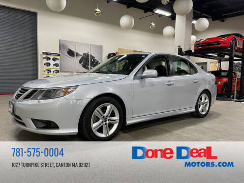 2010 Saab 9-3 for sale at DONE DEAL MOTORS in Canton MA