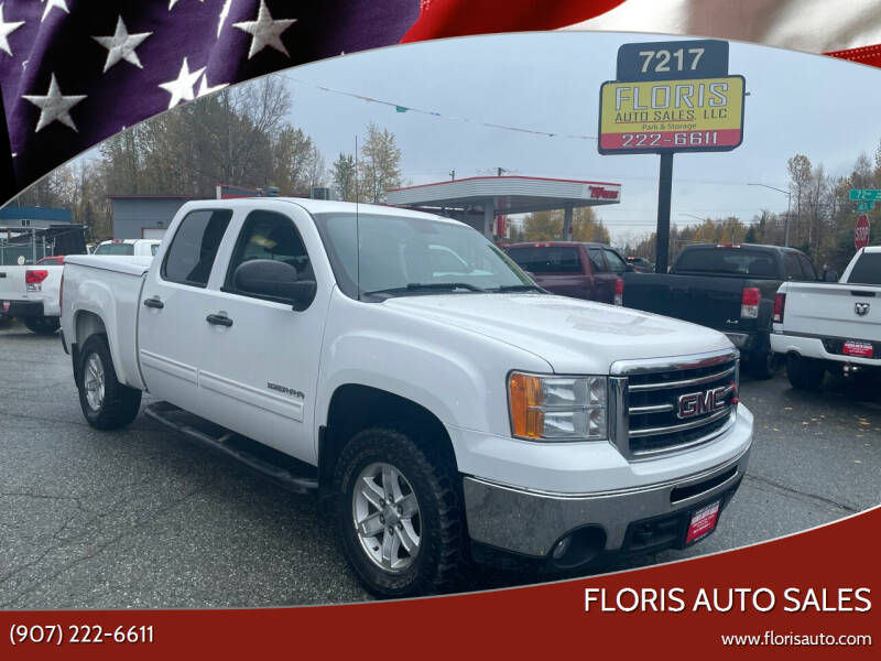 2013 GMC Sierra 1500 for sale at FLORIS AUTO SALES in Anchorage AK