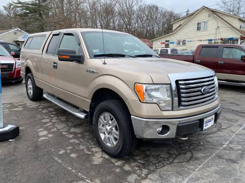 2011 Ford F-150 for sale at Irving Auto Sales in Whitman MA