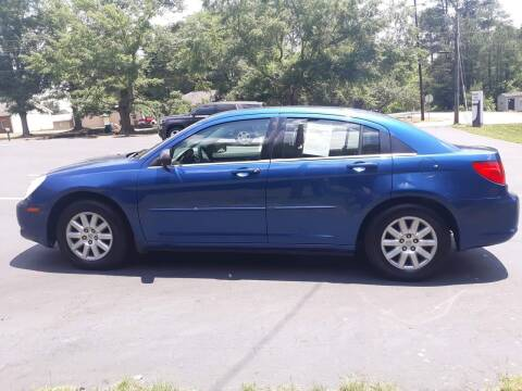 2010 Chrysler Sebring for sale at Happy Days Auto Sales in Piedmont SC