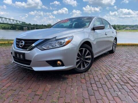 2017 Nissan Altima for sale at PUTNAM AUTO SALES INC in Marietta OH