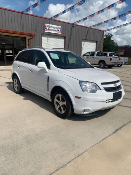 2013 Chevrolet Captiva Sport for sale at SELECT A CAR LLC in Houston TX
