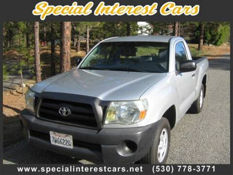 2007 Toyota Tacoma for sale at SPECIAL INTEREST CARS in Lewiston CA