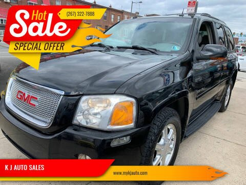 2005 GMC Envoy for sale at K J AUTO SALES in Philadelphia PA
