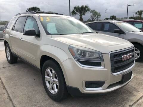 2013 GMC Acadia for sale at Brownsville Motor Company in Brownsville TX