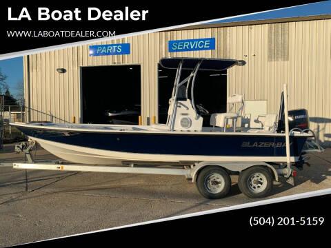 2014 Blazer Bay 2200