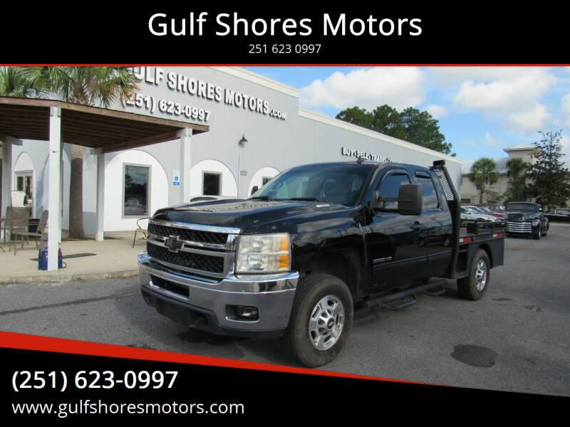 2011 Chevrolet Silverado 2500HD for sale at Gulf Shores Motors in Gulf Shores AL