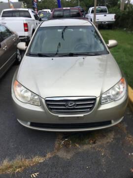 2007 Hyundai Elantra for sale at King Auto Sales INC in Medford NY