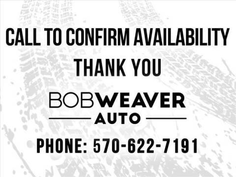 2018 GMC Acadia for sale at Bob Weaver Auto in Pottsville PA