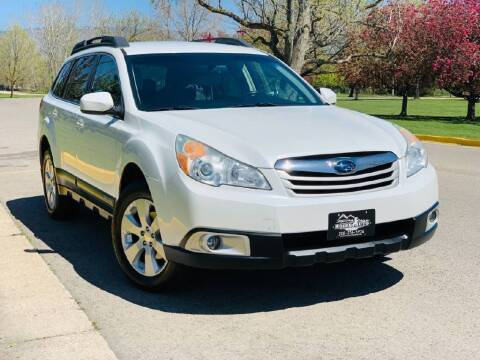 2012 Subaru Outback for sale at Boise Auto Group in Boise ID
