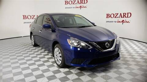 2019 Nissan Sentra for sale at BOZARD FORD in Saint Augustine FL
