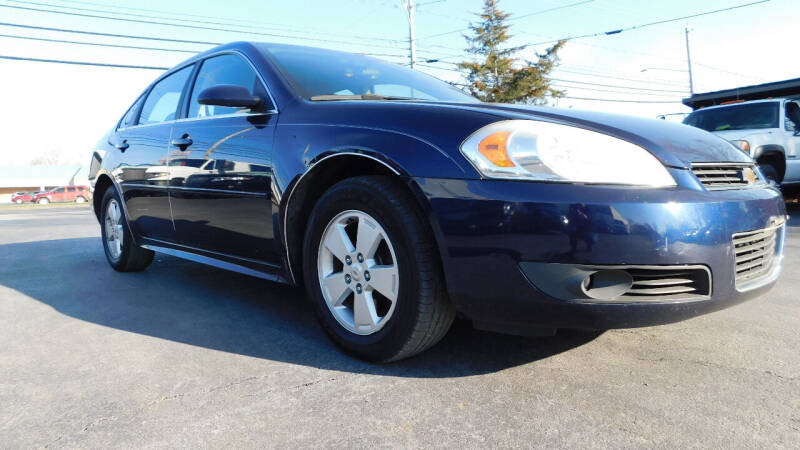 2010 Chevrolet Impala for sale at Action Automotive Service LLC in Hudson NY