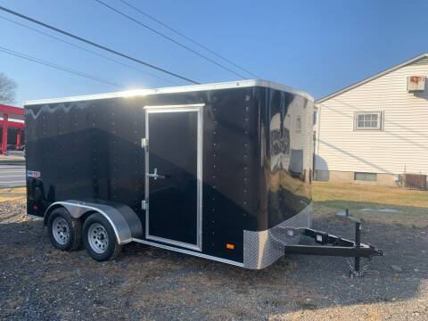 2021 Bravo Hero 7x14 for sale at Smart Choice 61 Trailers in Shoemakersville PA