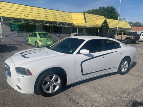 2014 Dodge Charger for sale at Castle Used Cars in Jacksonville FL
