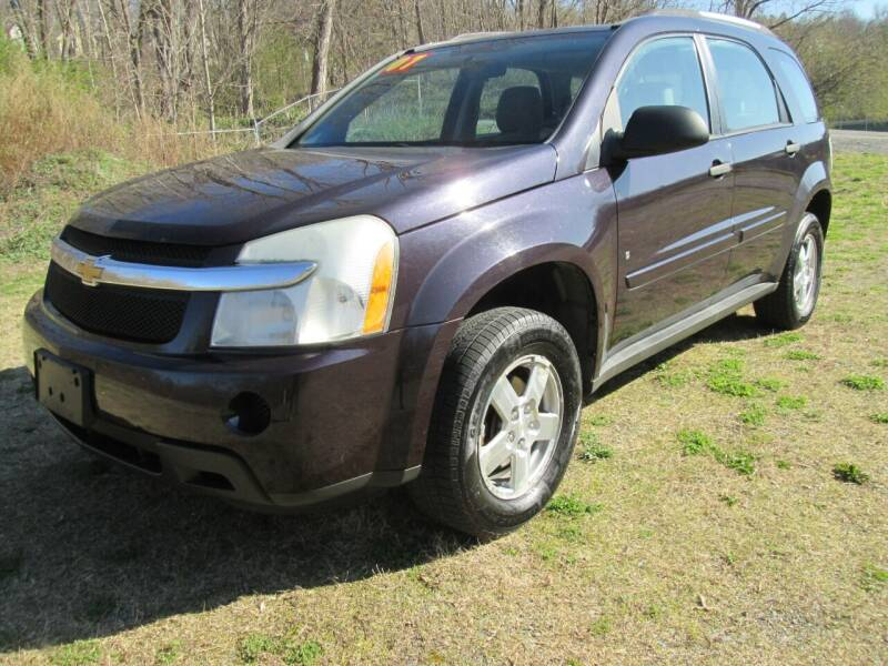 2007 Chevrolet Equinox for sale at Peekskill Auto Sales Inc in Peekskill NY