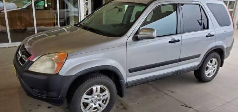 2004 Honda CR-V for sale at City Auto Sales in La Crosse WI