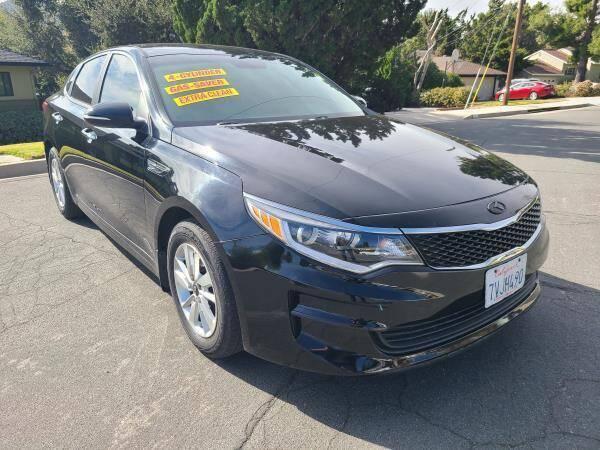 2016 Kia Optima for sale at CAR CITY SALES in La Crescenta CA