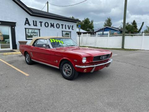1966 Ford Mustang for sale at Executive Automotive Service of Ocala in Ocala FL
